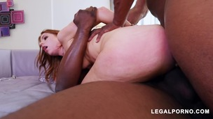 Red Head Spinner Pepper Hart Takes Double BBC Dosage AB014 small screenshot