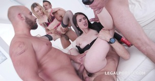 Teens in Control - Crystal Greenvelle over Luca Bella - Part#2 GIO401 small screenshot