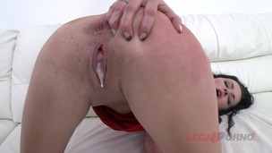 Anny Max 3on1 Airtight DP (MILF anal) SZ1265 small screenshot