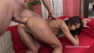 Alina enjoys anal fucking NR235 small screenshot