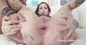 Natasha Ink 2 BBC, Balls Deep Anal, DAP, Gapes, Cremapie and Facial GL050 small screenshot