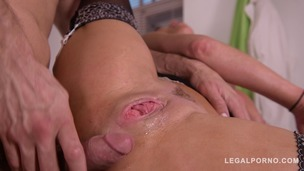 Sexy Doctor Veronica Avluv ass fucked real hard and deep by English patient GP554 small screenshot