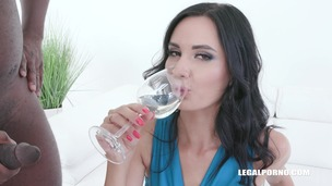 Megan Venturi gets fucked and drinks piss IV322 small screenshot
