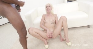 Sarah Slave 4on1 BBC with Manhandle, Balls Deep Anal, Submission, DAP, Gapes and Swallow GIO1555 small screenshot