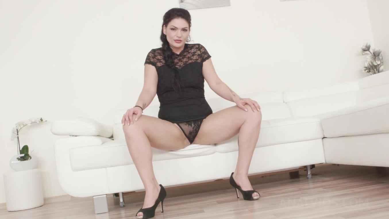 LegalPorno - Kinky Sex - Melissa Cox casting with BBC KS166