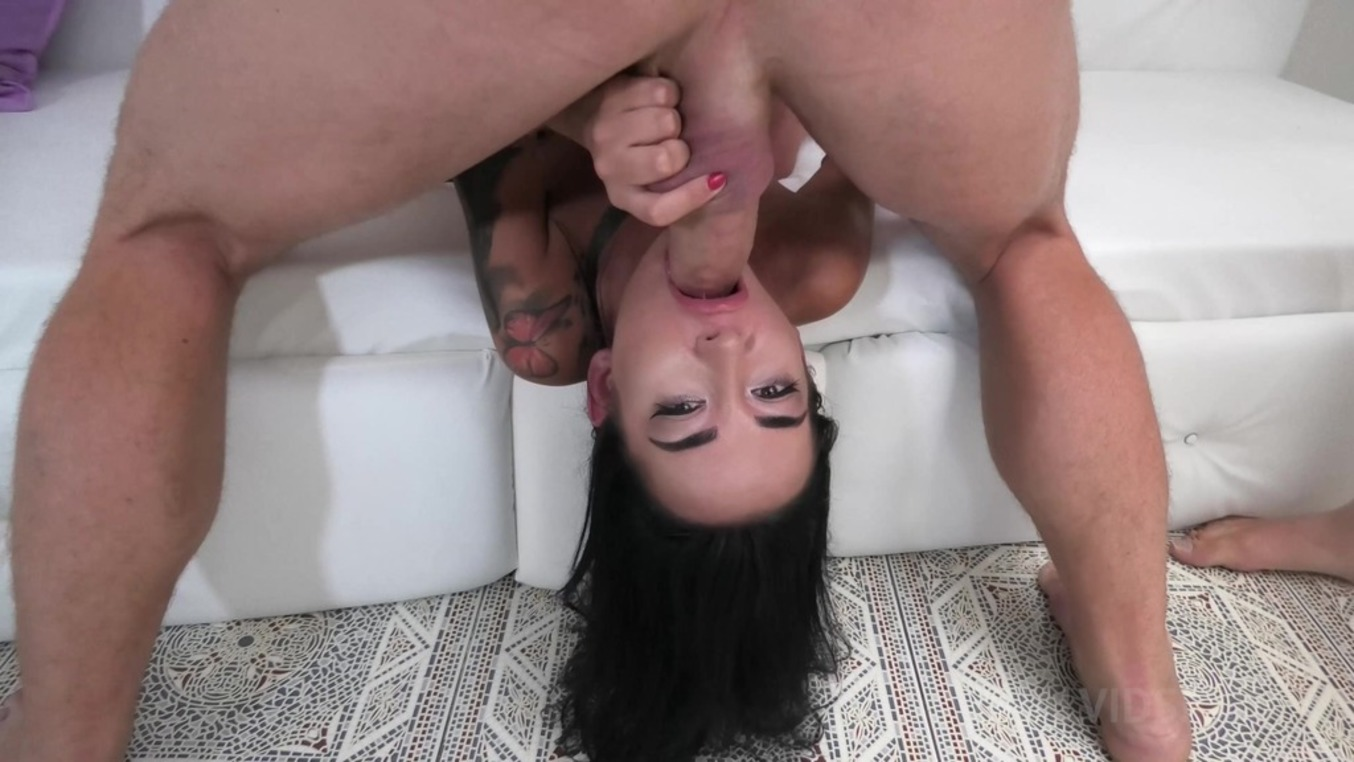 LegalPorno - NF Studio - Hot Freya Dee gets DP with Gapes and Deepthroat NF033