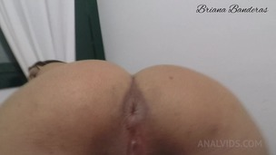 POV balls in ass, blowjob and anal fuck in doggy BRB014 small screenshot