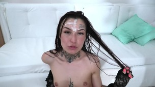 Vampire Tabitha Poison 4v1 DAP, DP, DVP, Deepthroat, Rimming, Gapes NF039 small screenshot