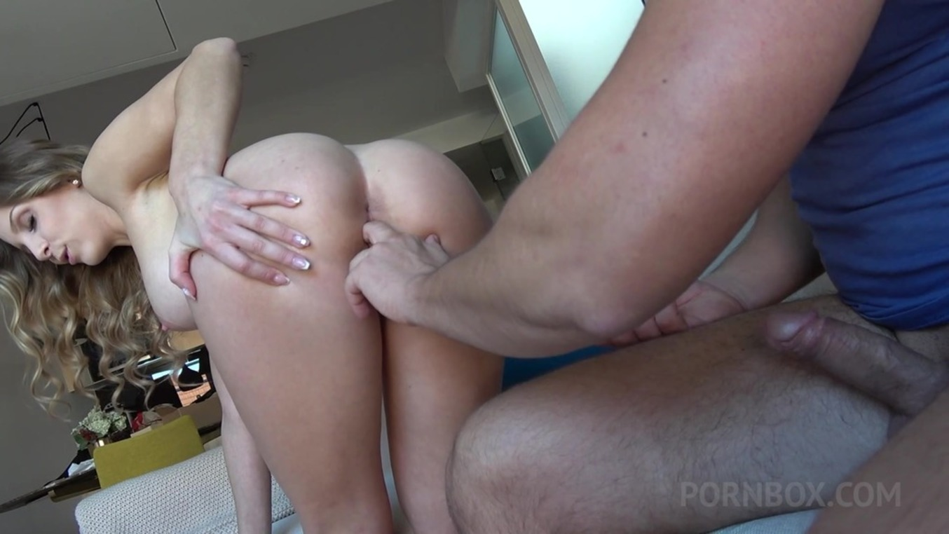 LegalPorno - Marywet Studio - Mary Wet gets her ass fucked & creampied by delivery guy OTS272