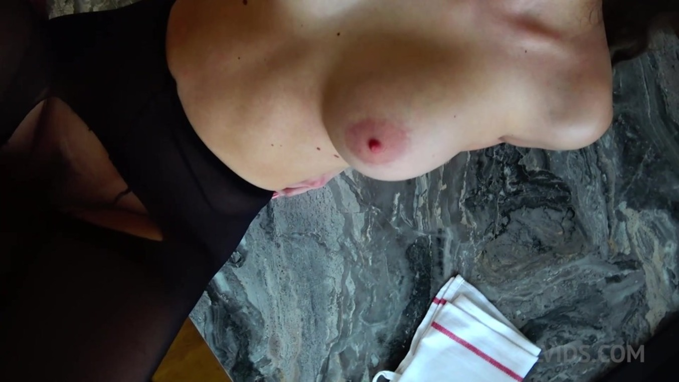 LegalPorno - Marywet Studio - Kitchen anal fuck & creampie with Mary Wet OTS312