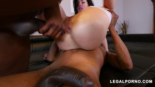 Real Estate Agent Veronica Avluv BBC Double Penetration AB025 small screenshot