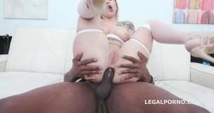 Balls Deep, Jay Moon Vs Mike Chapman for Balls Deep Anal, Gapes and Creampie GL111 small screenshot