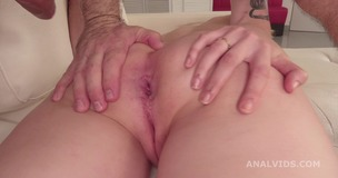 Robin's anal Casting, Sugar Lya, Balls Deep Anal, Nice Gapes, ATM, Creampie and Swallow GL207 small screenshot