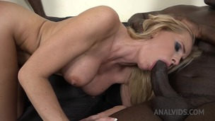 Kinky interracial DP with Klara KS061 small screenshot