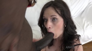 Cloe Del Mare casting with big black cock KS066 small screenshot