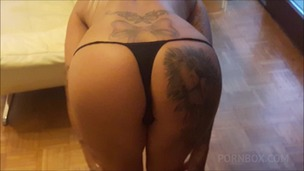 Homemade fucking 1on1 with fir german slut FitXXX Sandy OTS241 small screenshot