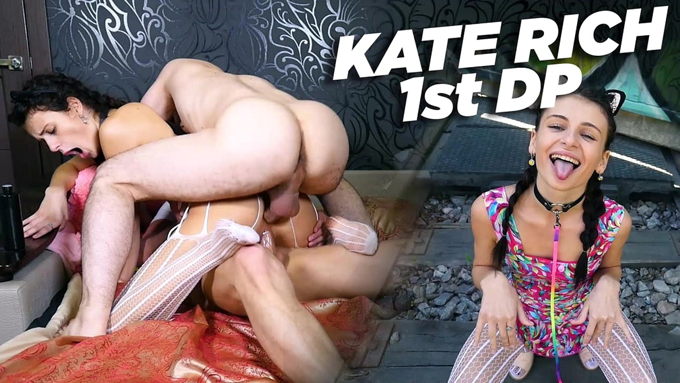 Download LegalPorno - Jean Marie Corda Studio - Amazing Kate Rich and her FIRST DOUBLE PENETRATION! JMC045