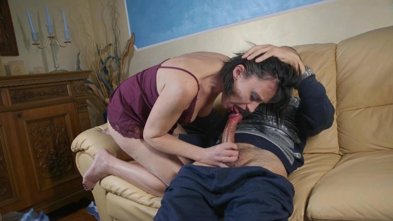 LegalPorno - Mixed Studios - CRAZY FAMILY - WIFE DESTRUCTION - (Sabina Agos) - Dry Version MS102
